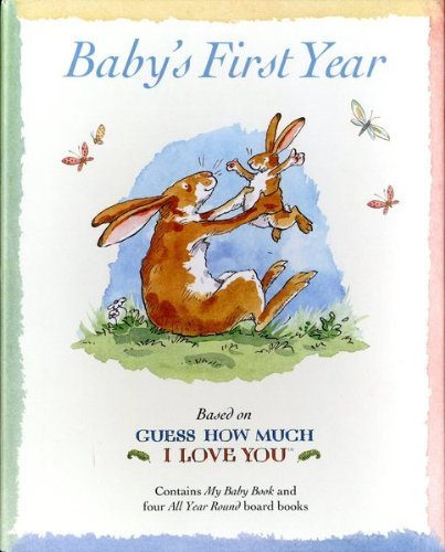 Guess How Much I Love You: My Baby Book (Exclusive to Costco) By Walker Books