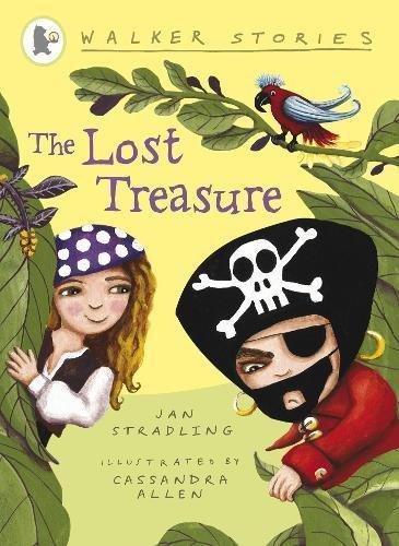 The Lost Treasure By Jan Stradling