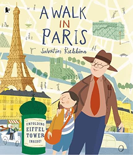 A Walk in Paris von Salvatore Rubbino