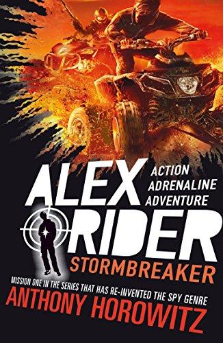 Stormbreaker (Alex Rider) By Anthony Horowitz
