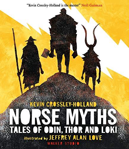 Norse Myths von Kevin Crossley-Holland
