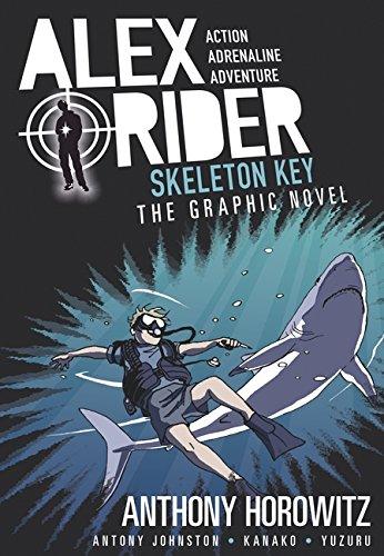 Skeleton Key Graphic Novel By Anthony Horowitz