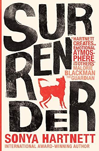 Surrender By Sonya Hartnett