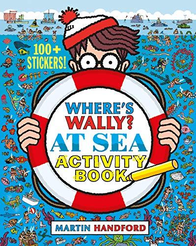 Where's Wally? At Sea By Martin Handford