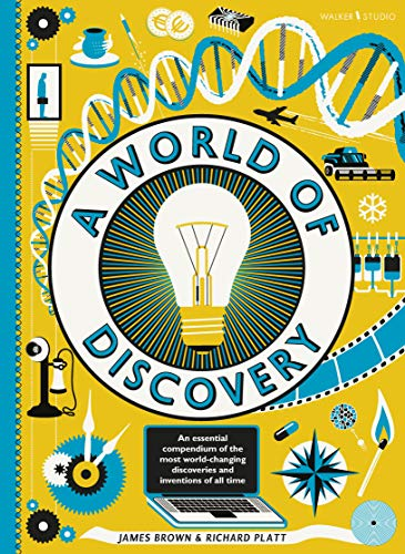 A World of Discovery By James Brown