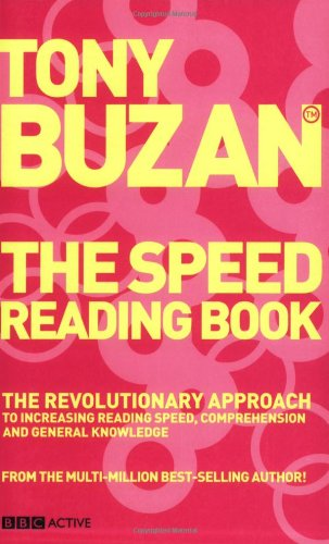 The Speed Reading Book (new edition): The revolutionary approach to  increasing reading speed, comprehension and general knowledge (Mind Set) By  Tony