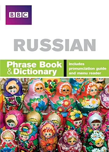 BBC Russian Phrasebook and Dictionary By Elena Filimonova
