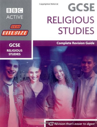 GCSE Bitesize Revision Religious Studies Book By Jon Mayled