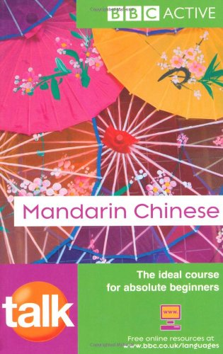Talk Mandarin Chinese Book By Alwena Lamping