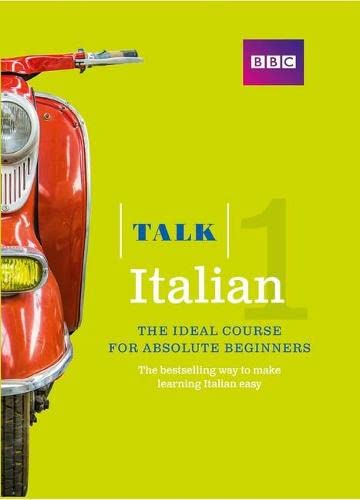 Talk Italian 1 (Book/CD Pack) By Alwena Lamping