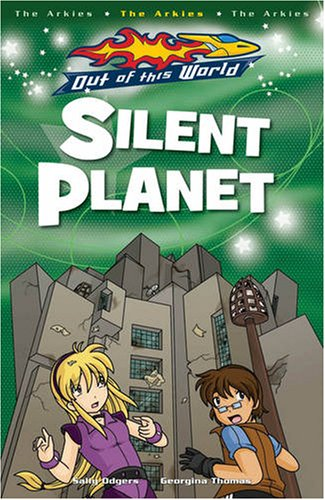Silent Planet By Sally Odgers