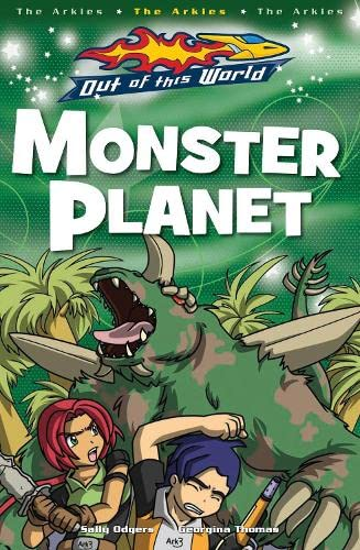 Monster Planet By Sally Odgers