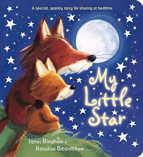 My Little Star Foiled Edges By Janet Bingham
