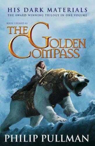 "His Dark Materials - Golden Compass: ""Northern Lights"", ""Subtle Knife"", ""Amber Spyglass"" by Philip Pullman"