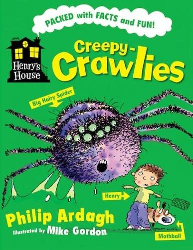 Creepy-crawlies by Philip Ardagh