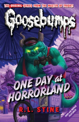 One Day in Horrorland By R. L. Stine
