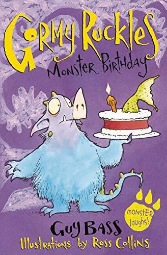 Gormy Ruckles: #4 Monster Birthday By Guy Bass