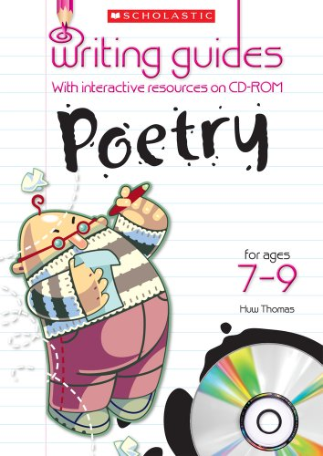 Poetry for Ages 7-9 By Huw Thomas