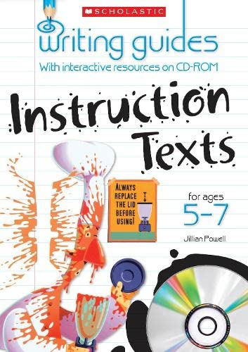 Instruction Texts for Ages 5-7 By Jillian Powell