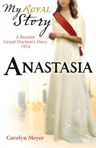Anastasia by Carolyn Meyer