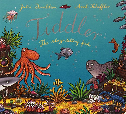 Tiddler by Julia Donaldson