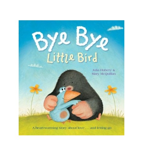 Bye Bye Little Bird By Julia Hubery