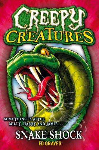 Snake Shock By Ed Graves