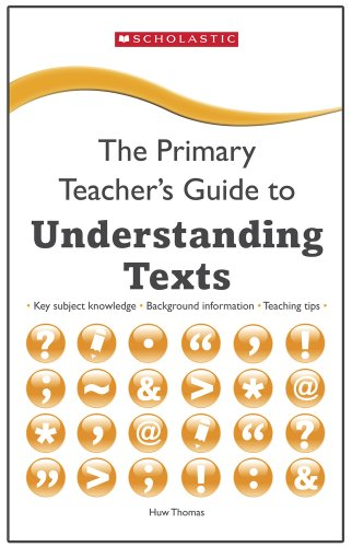 Understanding Texts by Huw Thomas