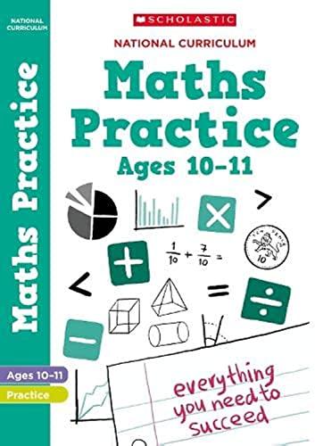 National Curriculum Maths Practice Book for Year 6 von Scholastic
