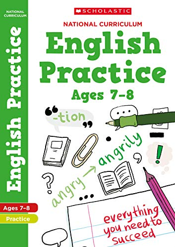 National Curriculum English Practice Book for Year 3 von Scholastic
