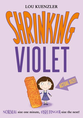 Shrinking Violet by Lou Kuenzler
