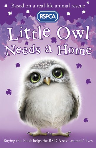 Little Owl Needs A Home by Sue Mongredien
