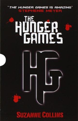 HUNGER GAMES TRILOGY boxed set von Suzanne Collins