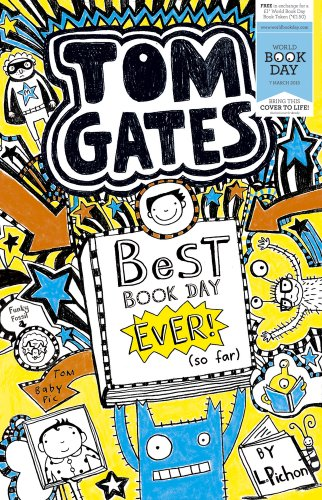 Best Book Day Ever (so Far) by Liz Pichon
