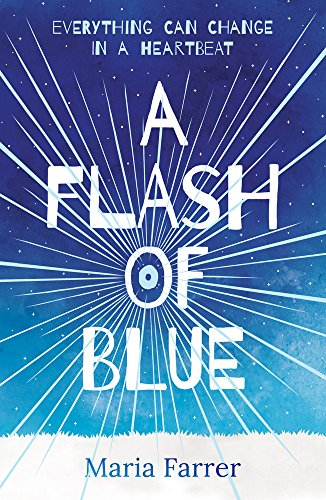 A Flash of Blue By Maria Farrer