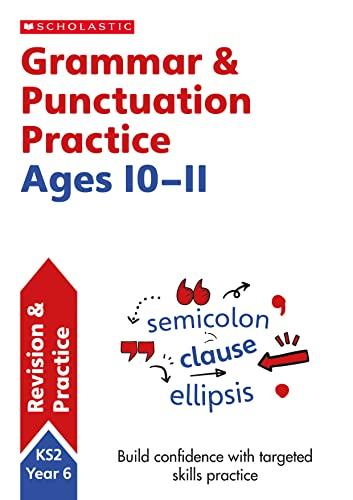 Grammar and Punctuation Year 6 Workbook von Graham Fletcher