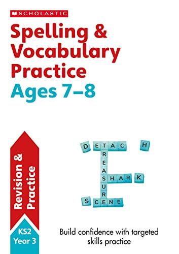 Spelling and Vocabulary Workbook (Year 3) von Christine Moorcroft