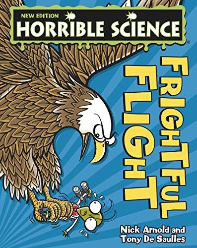 Frightful Flight By Nick Arnold