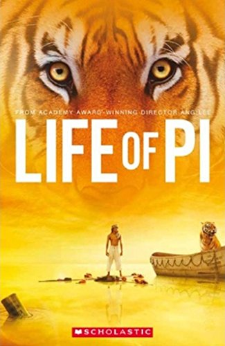 The Life of Pi (Scholastic Readers) By Yann Martel