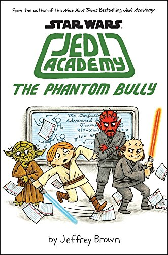 The Phantom Bully by Jeffrey Brown