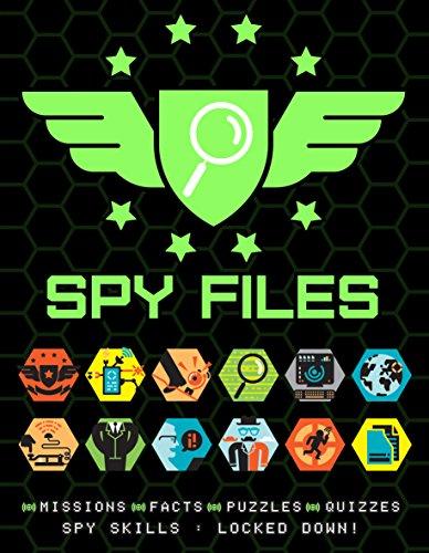 Spy Files: Spy Skills - Locked Down By none