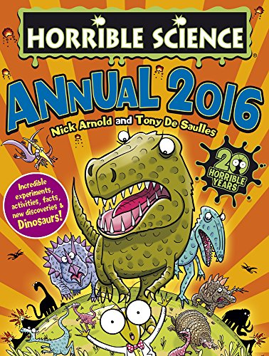 Annual 2016 by Nick Arnold