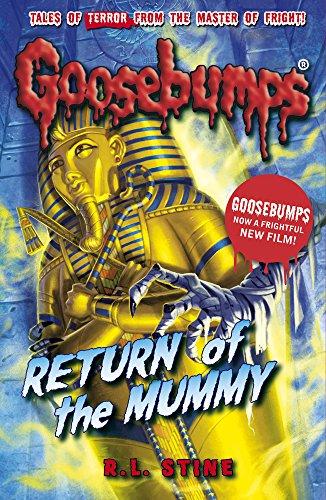 Return of the Mummy By R.L. Stine