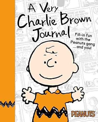 Peanuts: A Very Charlie Brown Journal