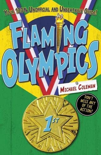 Flaming Olympics by Michael Coleman