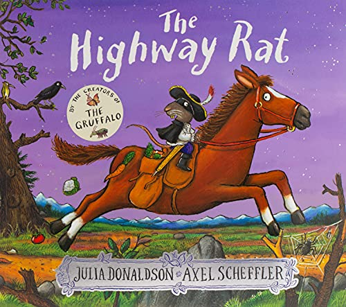 Highway Rat By Julia Donaldson