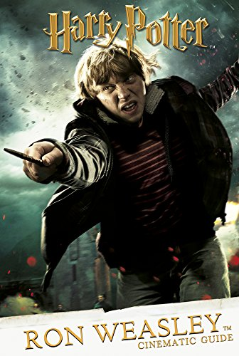 ~ Cinematic Guide: Ron Weasley By Scholastic
