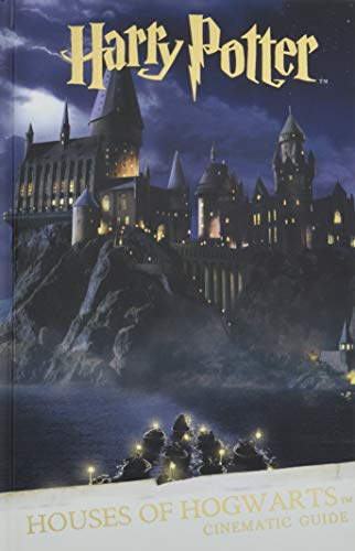 Harry Potter: Houses of Hogwarts: A Cinematic Guide By Scholastic