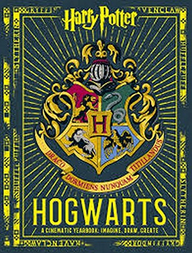 Harry Potter: Hogwarts: A Cinematic Yearbook By Scholastic