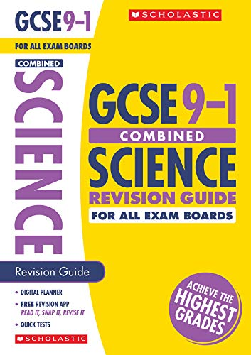 Combined Sciences Revision Guide for All Boards By Mike Wooster
